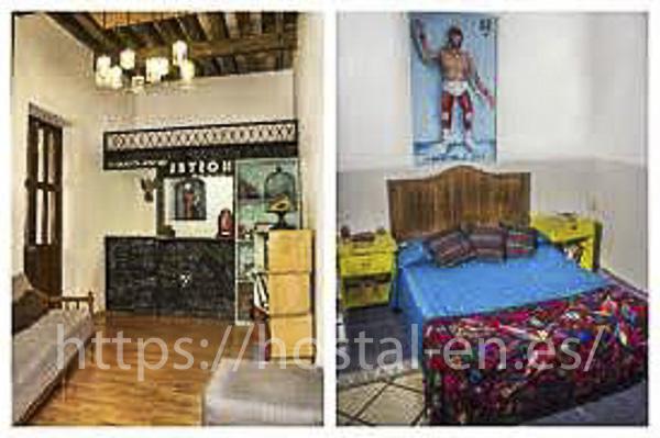 hostales y pensiones muy baratos y céntricos en Velascalvaro