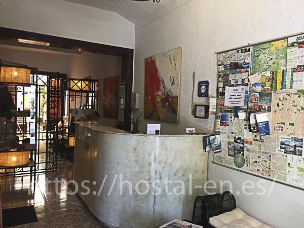 hostales y pensiones muy baratos y centricos en Santa Maria de la Alameda