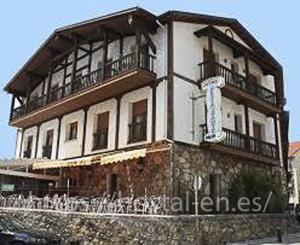 hostales y pensiones muy baratos y centricos en Zizurkil