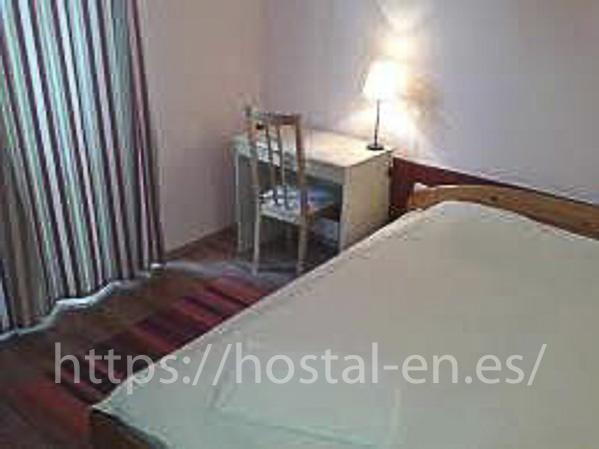 hostels y pensiones muy baratos y centricos en La Losa