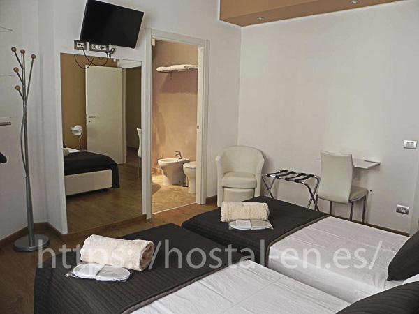 hostels y pensiones muy baratos y centricos en Alicun