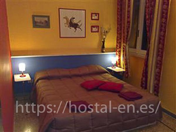 hostels y pensiones muy baratos y centricos en Muriel